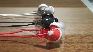 Video Best Cheap Earbuds! Panasonic Ergo-Fit RPHJE120 Review! download MP3, 3GP, MP4, WEBM, AVI, FLV Juli 2018