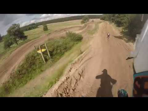 Motocross Training Beim MSC Schollene / Raw Datei