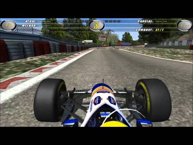 Grand Prix 4 vs F1 Challenge 99  02 vs Rfactor