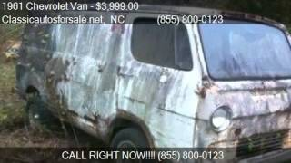 1961 Chevrolet Van  for sale in Nationwide, NC 27603 at Clas #VNclassics
