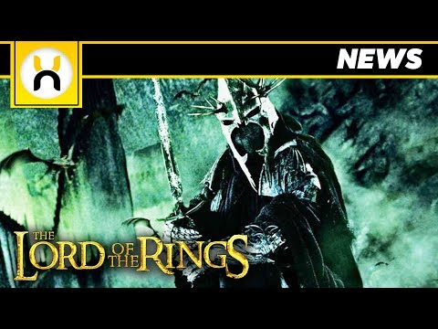 Lord of the Rings TV Series NEW Update from Amazon
