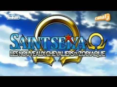 Vidéo Saint Seiya Omega Rhéa DA Antoine Nouel