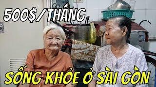 Nếu Việt Kiều nghỉ hưu về Sài gòn cần bao nhiêu tiền để sống 1 tháng?