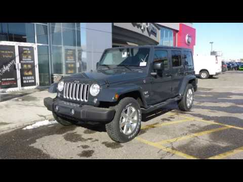 2017 Jeep Wrangler Unlimited Sahara for Megan - Eastside Dodge ...