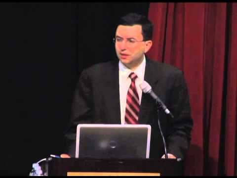 "Joshua M. Sharfstein, M.D. @ AAFA of MD Conference ""Asthma Disparities"""