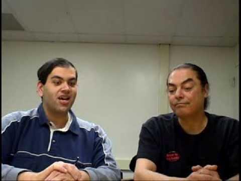 Scott Andrew Hutchins Interviewed by Manny Manhattan