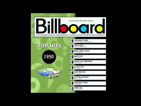 Billboard Top Hits  1950