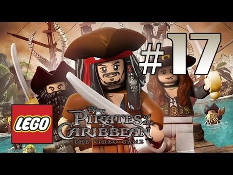 We Play: LEGO: Pirates of the Caribbean - White Cap Bay - Part 17 Walkthrough