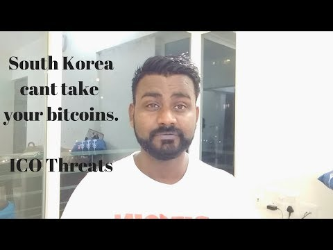 Bitcoin and Porn /South Korea cant seize bitcoin/ Ico's Threat to Investors and Regulators