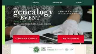 Gambar cover Radio Kerry interview about The Genealogy Event