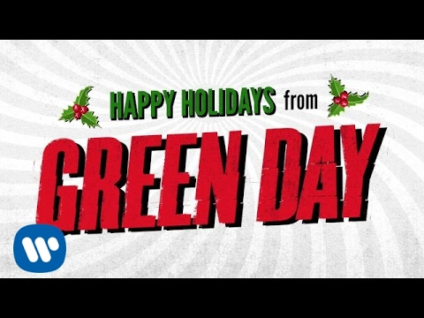 Green Day Christmas.Green Day Xmas Time Of The Year