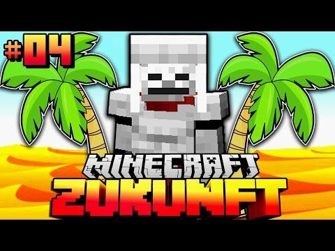 LARS der WÜSTENRÄUBER?! - Minecraft Zukunft #04 [Deutsch/HD]