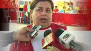 Gabinete con Todo el Pueblo Municipio Camaguán -  Guárico