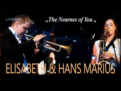 Bergen Big Band/Elisabeth & Hans Marius/The Nearness of You
