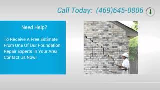 Foundation Repair Free Estimate McKinney TX | McKinney Foundation Repair Free Estimates