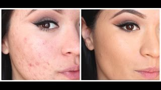 Repeat youtube video MAYBELLINE FIT ME | MATTE + PORELESS REVIEW / DEMO
