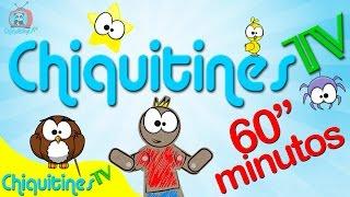 Canciones Infantiles - 1 Hora de Música Infantil