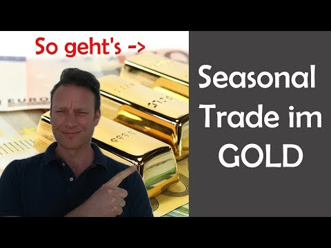 Live Trading im GOLD: Seasonal Trade ahoi! Bitcoin, Ripple, Litecoin & Ethereum im Test