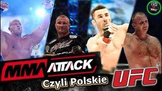MMA Attack czyli Polskie UFC !