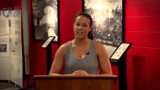 Emily Sweeney, USA Luge Athlete Invites You to Vote!