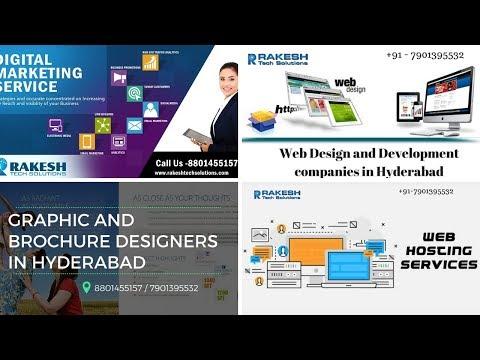 Rakesh Tech Solutions - Digital Marketing | Website Design | Development