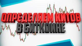 Киты и Биткоин / Определяем Китов на Рынке Криптовалют(обучение биткоин).