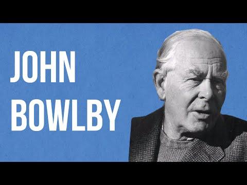 PSYCHOTHERAPY - John Bowlby