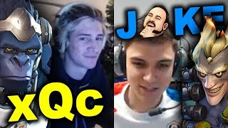 JAKE and xQc on the SAME Team (Jake POV)