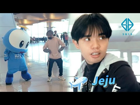 [VLOG] Jeju On The Beat pt.1 - SB19 in Jeju