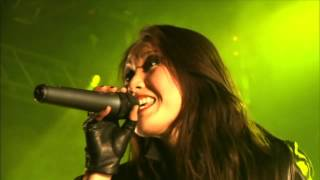 Krypteria - Ignition [Live Metal Female Voices Fest]