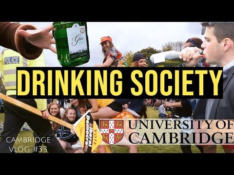 Cambridge Posh Elite Drinking Party Sunday (annual)