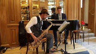 All The Things You Are - David Bennett Sax Duo