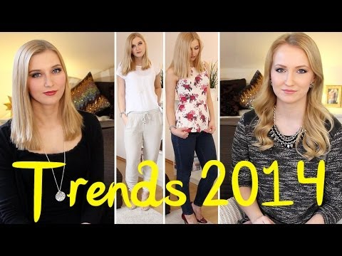 Mode Frisuren Trends