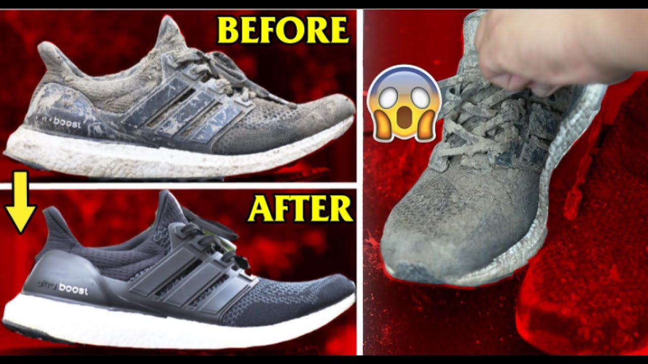 25d632b416b06 HOW TO CLEAN AND CUSTOMIZE ULTRA BOOSTS!!! (TIME LAPSE + TUTORIAL ...