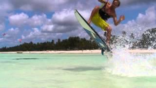 Kite Surf in Zanzibar, Paje beach