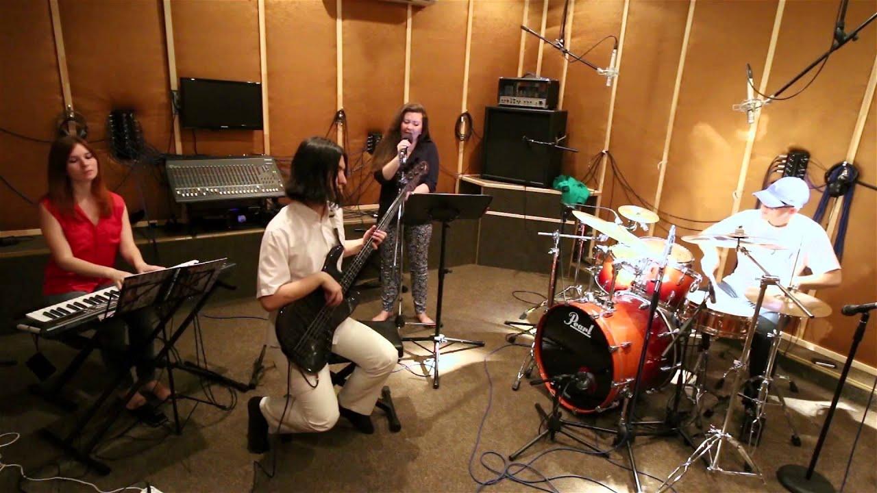 Green Tomato Band Live Record At Asp Studio Youtube