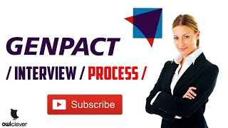 Genpact Interview process