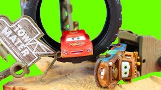 Disney Cars 3 Lightning McQueen Adventure Mater