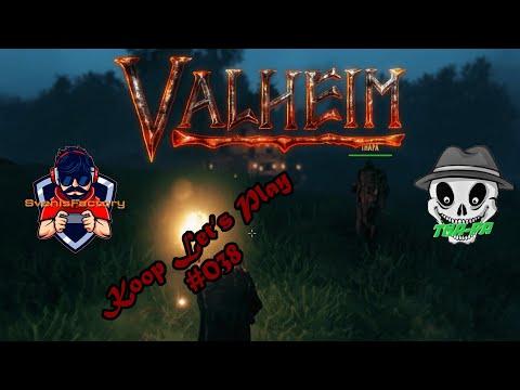 Das große Trollkopf Trumspringen - Valheim Koop Let's Play 038