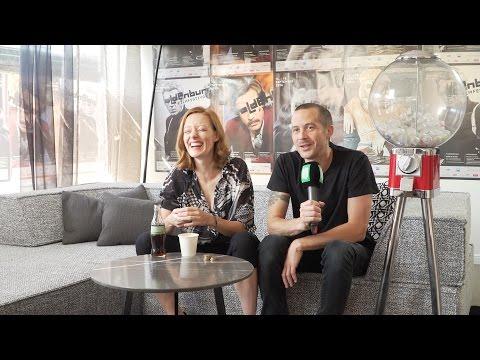 Barnaby Metschurat & Lavinia Wilson | Interview | FILMFEST TV 2016 streaming vf