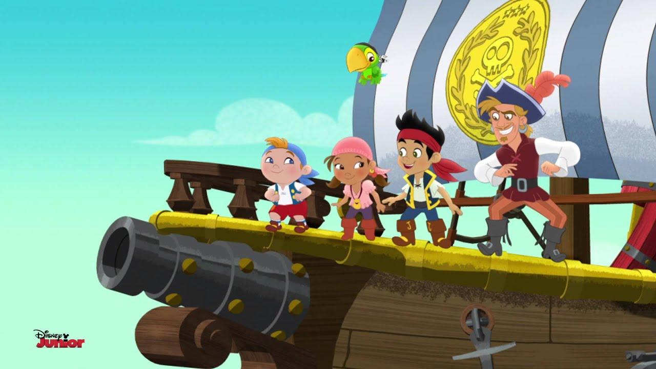 Jake et les pirates du pays imaginaire le tr sor du - Jack et le pirate ...