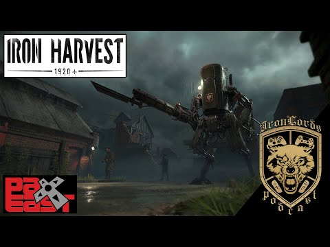 Iron Harvest | Diesel Punk Faction based RTS | PAX EAST 2020 |