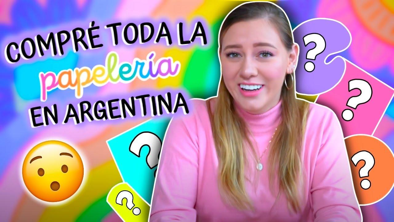 🎨 PROBANDO MATERIALES DE ARGENTINA!! ¿serán mejores?