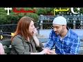 شاب مسلم يطلب الزواج من فتاة مسيحية امام الناس .. شاهد ماذا فعلوا الناس به