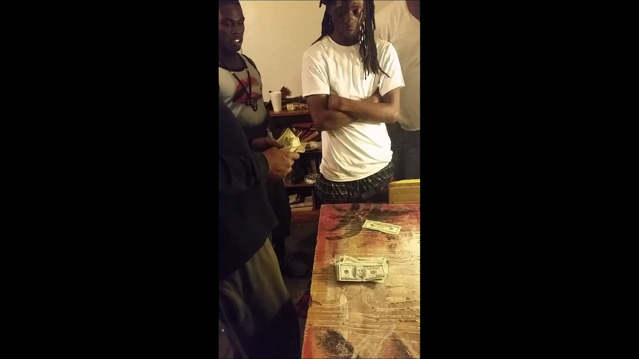 Big Homie Goes Mayham At The Dice Game Youtube