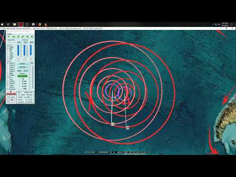 9/18/2018 -- Multiple M5.0 to M6.0 Earthquakes develop from Pacific to Europe in 1 days time