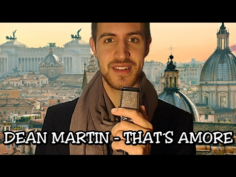 Dean Martin - That's Amore (Cover)