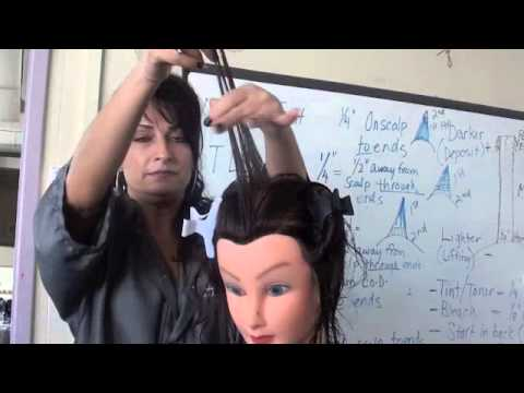 Haircut For State Board Test Razor Scissors Youtube