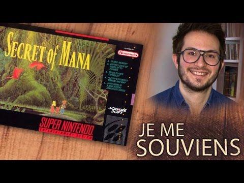 Julien se souvient de Secret of Mana, un des meilleurs jeux de tous les temps !