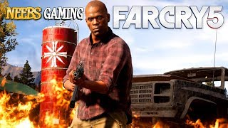 Far Cry 5 - The Story Begins